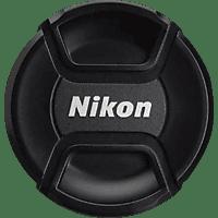 NIKON LC 82 Objektivdeckel, Schwarz