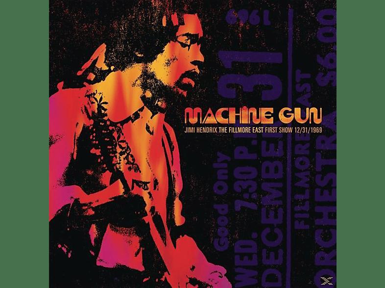 Jimi Hendrix - Machine Gun Jimi Hendrix The Fillmore East 12/31/1 [Vinyl]