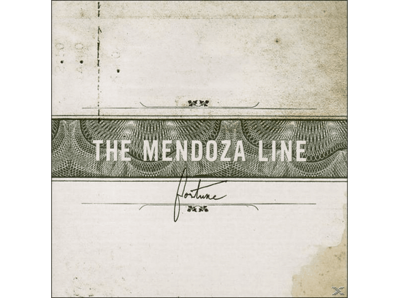 The Mendoza Line - Fortune [CD]