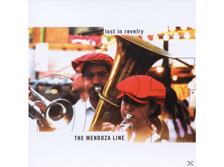 The Mendoza Line - Lost In Revelry [CD]