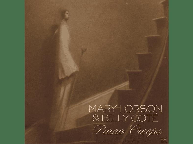 Billy Cote - Piano Creeps [CD]