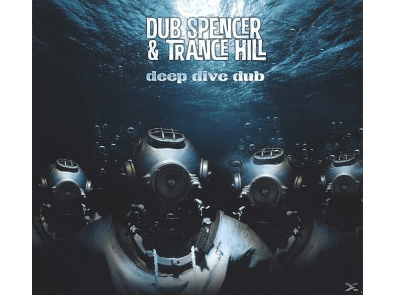 Dub Spencer & Trance Hill - Deep Dive Dub [CD]