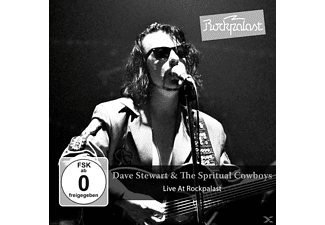 Dave Stewart, The  Spiritual Cowboys - Live At Rockpalast - (Vinyl)