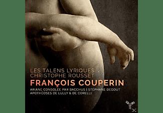 Les Talens Lyriques, Degout Stephane - Ariane Consolee Par Bacchus  - (CD)