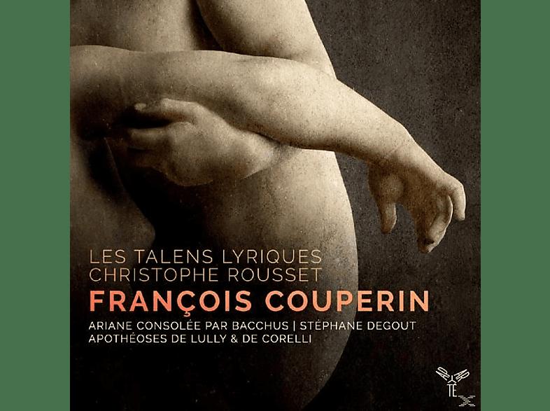 Les Talens Lyriques, Degout Stephane - Ariane Consolee Par Bacchus [CD]