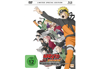 Naruto Shippuden - Die Erben des Willens des Feuers /The Movie 3 DVD