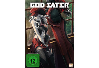 God Eater - Vol. 2/Episode 6 - 9 DVD