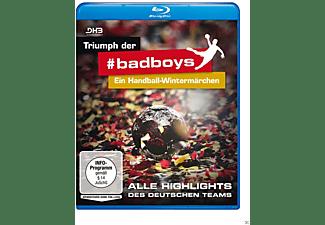 Triumph der #badboys - Ein Handball-Wintermärchen Blu-ray