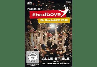 TRIUMPH DER BADBOYS-DIE HANDBALL-EM 2016-ALL DVD