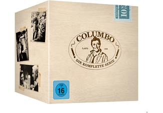 Columbo - Die komplette Serie (Staffel 1-10) DVD