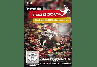 Triumph der #badboys - Ein Handball-Wintermärchen DVD