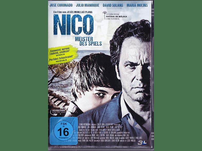Nico - Meister des Spiels [DVD]