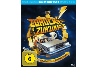 Zurück in die Zukunft - Die komplette Zeichentrickserie Blu-ray
