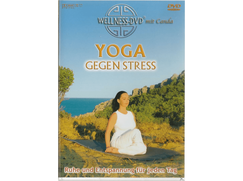Yoga gegen Stress - Ruhe und Entspannung für jeden Tag [DVD]