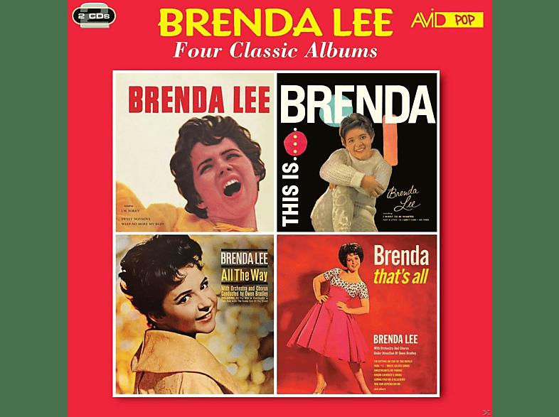 Brenda Lee - Four Classic Albums [CD]