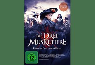 Die Drei Musketiere - Kampf um Frankreichs Krone DVD