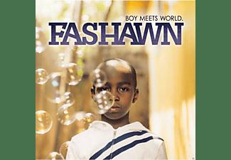 Fashawn - BOY MEETS WORLD  - (CD)