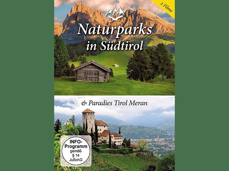 Naturparks In Südtirol & Paradies Tirol Meran [DVD]