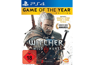The Witcher 3 - Wild Hunt (Game of the Year Edition) - [PlayStation 4]
