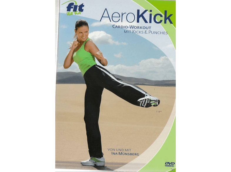 Fit For Fun - AeroKick Cardio-Workout mit Kicks & Punches [DVD]
