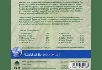 Stein Arnd - Nature-World Of Relaxing Music 2  - (CD)