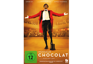 Monsieur Chocolat DVD