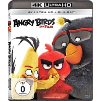 Angry Birds - Der Film [4K Ultra HD Blu-ray + Blu-ray]