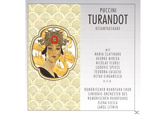 Florei - Turandot (Ga)  - (CD)