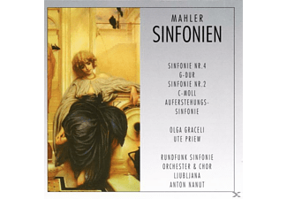 Rsolj Mit Chor - Sinfonien 4 & 2  - (CD)