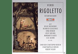 VARIOUS - Rigoletto  - (CD)