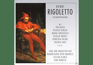 VARIOUS - Verdi Rigoletto Gesamtausgabe  - (CD)