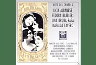 VARIOUS - Arte Del Canto 5 [CD]