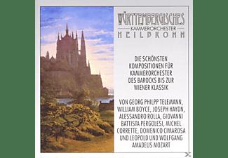 Württembergisches Kammerorchester (heilbronn) - Barock Bis Zur Wiener Klassik  - (CD)