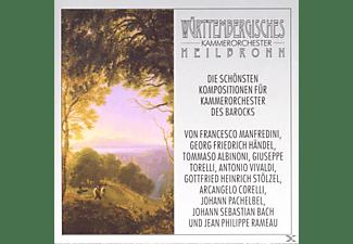 Württembergisches Kammerorchester (heilbronn) - Barock  - (CD)