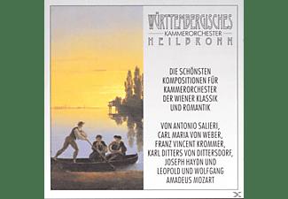 Württembergisches Kammerorchester (heilbronn) - Wiener Klassik Und Romantik  - (CD)