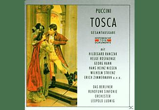 VARIOUS - Tosca  - (CD)