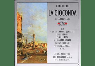 Or E Coro Del Teatro Al - Amilicare Ponchielli-La Giocon  - (CD)