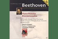 Dmitri Efimov, Valery Vishnevsky, Vladimir Shakin - Piano Sonatas Nos. 13, 14 & 15 [CD]