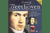 Leonid Zaichik, Tatyana Zagorovskaya, Sergey Uryvayev - Piano Sonatas Nos. 16, 17 & 18 [CD]