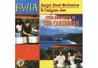 Steel Band Music Of The Caribbean - 1 CD - Weltmusik
