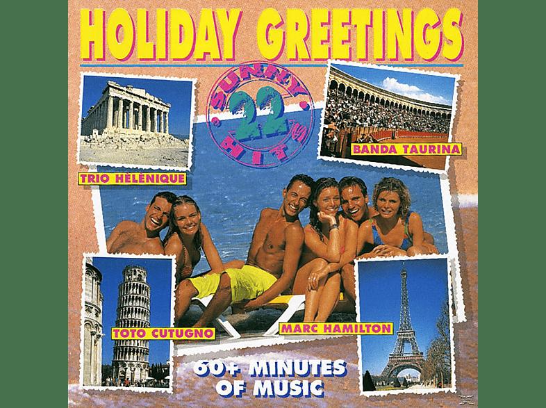 VARIOUS - Holiday Greetings-22 Tr- [CD]