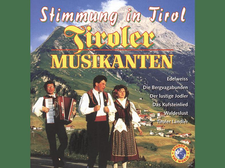 Tiroler Musikanten - TIROLER MUSIKANTEN / STIMMUNG IN TIROL [CD]