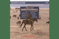 VARIOUS - Famous Rhapsodies [CD]