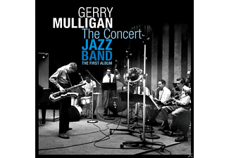 Gerry Mulligan - The Concert Jazz Band - (CD)