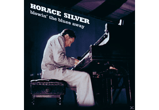 Horace Silver - Blowin' The Blues Away - (CD)