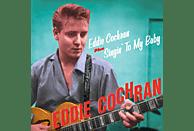 Eddie Cochran - Eddie Cochran/Singin' To My Baby [CD]