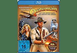 Quatermain - Auf der Suche nach dem Schatz der Könige Blu-ray