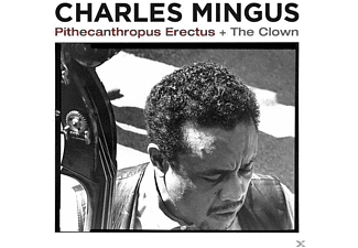 Charles Mingus - Pithecanthropus Erectus  - (CD)