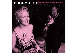 Peggy Lee - Black Coffee & Dream Street  - (CD)