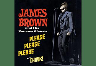 James Brown - Please Please Please/Think!  - (CD)